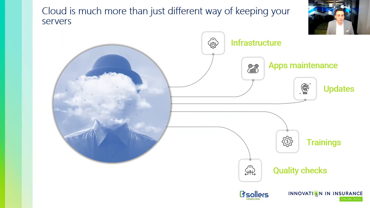 Cloud session preview