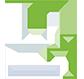 Data Architecture icon White