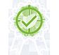 Data Quality icon White