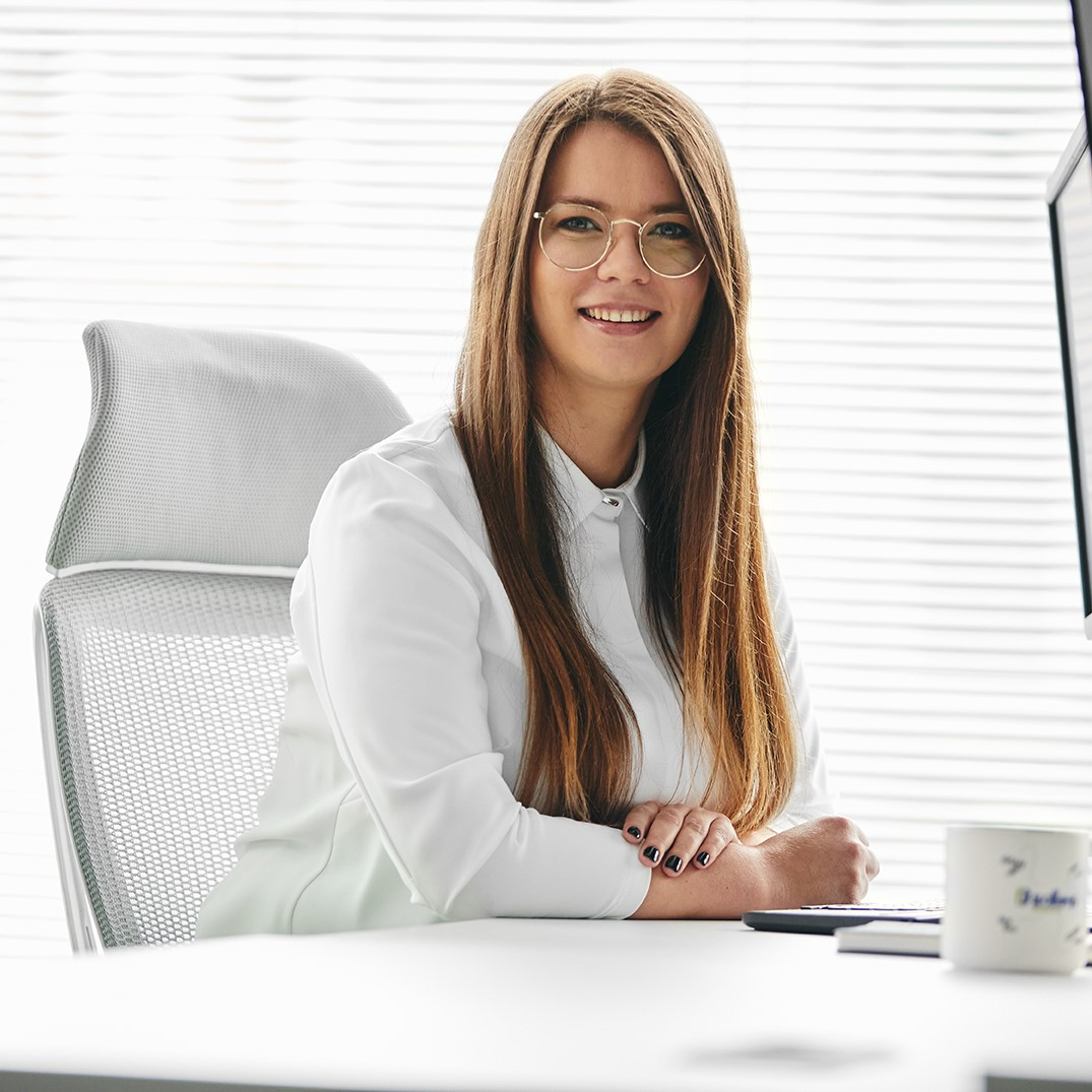 <br>Magdalena – Senior Consultant, involved in DACH projects