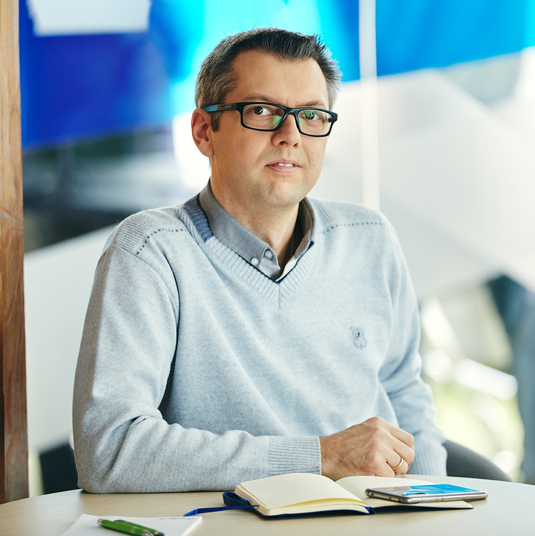 Paweł – IT Architect, experience in local and abroad projects