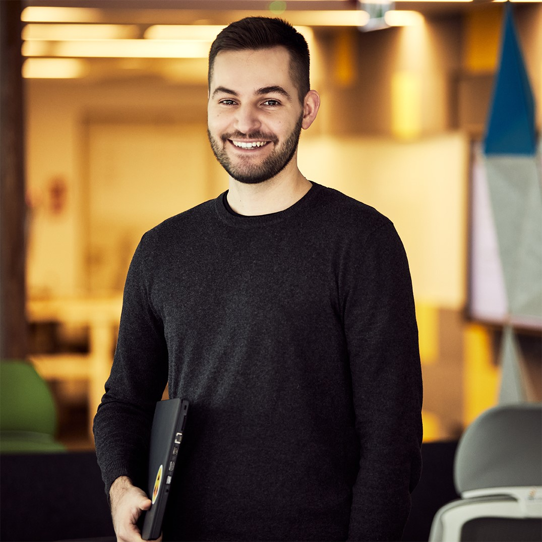 Piotr – Senior Infrastructure Consultant, currently on a Japanese project